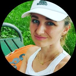 Maria Mucha - zdjęcie profilowe